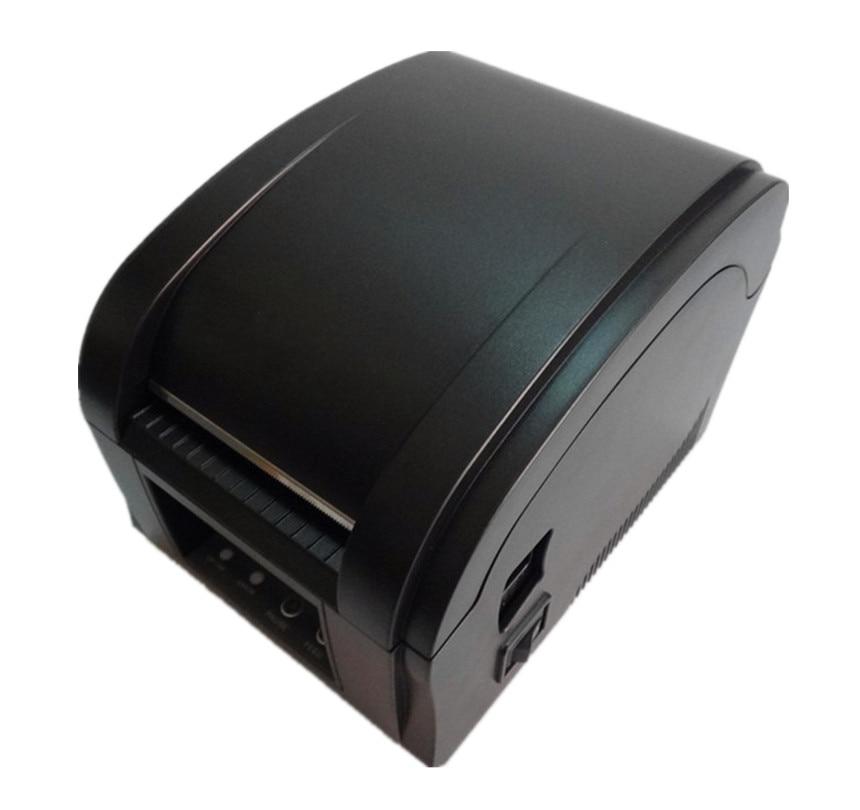 12 шт. высокого качества наклейки этикетки штрих-кода принтеры этикеток получения Билл принтера Максимальная ширина 80 мм Печать быстро