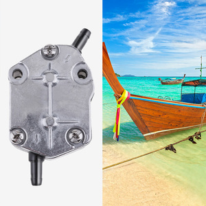 Image 3 - 1 Pcs Boat Outboard Motor Fuel Pump Replacement For Yamaha 30HP 200HP Parsun Tohatsu Suzuki Outboard Engine Etc Boat Accessories
