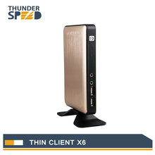 2017 Newest Mini PC Computer Thin Client X6 Linux Embedded 1080P 1G RAM+8G FLASH RDP 8.0 Server OS Support Win7/8/Linux
