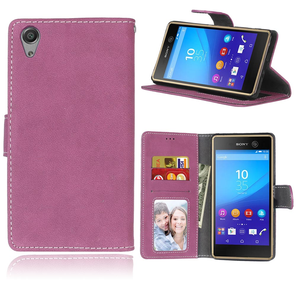 Luxury Flip PU Leather Wallet Case for Sony Xperia X Performance 5.0 Phone Cases Cover Card Holder for Sony Xperia X Performance
