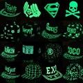 2016 Nueva Luminoso Caps Snapback Sombreros Hombres Mujeres Gorra de Béisbol Ocasional Personalidad Fluorescencia Hip Hop Sombrero Ajustable Audi Sombreros