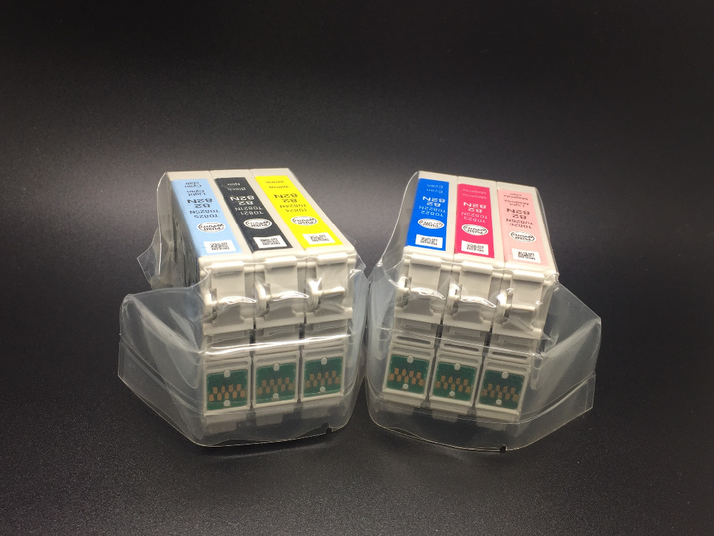 T0821N T0822N T0823N T0824N T0825N T0826N original ink cartridges FOR EPSON T50 T59 TX700W TX800FW TX810FW