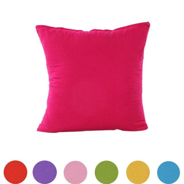 Caso cuscini Tessili Per La Casa Federa di Cotone di Tela Moda Camper Cuscino Co