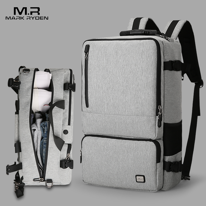 Mark Ryden New High Capacity Anti-thief Design Travel Backpack Fit for 17 inch Laptop Bag Huge Capacity Business Travel Bag sweatshirt