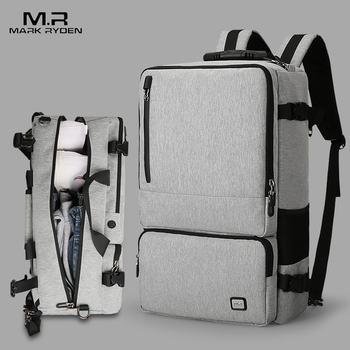 Mark Ryden New High Capacity Anti-thief Design Travel Backpack Fit for 17 inch Laptop Bag Huge Capacity Business Travel Bag laptop bag