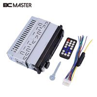 BCMaster Car Mp3 Player Bluetooth Music FM Car Radio LCD Display Handsfree Call Audio Stereo MP3 WMA Music Player