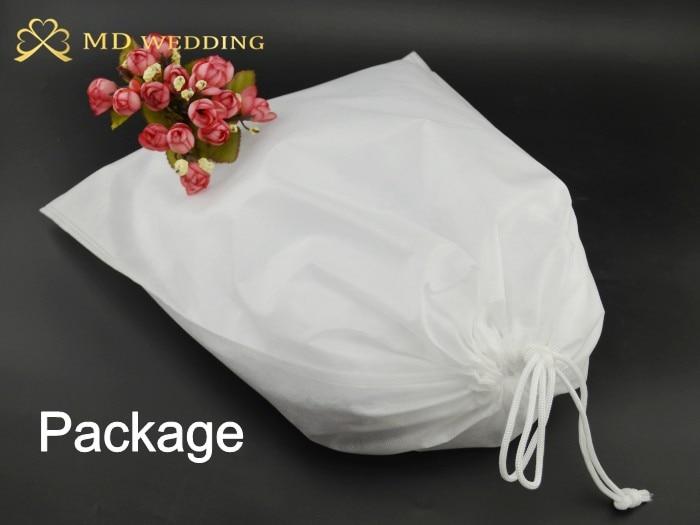 2015 Blanco / Marfil Velo de novia 3m de largo con peine de encaje - Accesorios de boda - foto 4