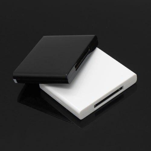 Iwantit Bluetooth 30 Pin Adapter Bluetooth Car Fm Transmitter Bt Bluetooth Car Kit Installation Gold Coast Bluetooth Xiaomi Qcy Q26: 100pcs/Lot Bluetooth Music Audio Adapter 30Pin Bluetooth