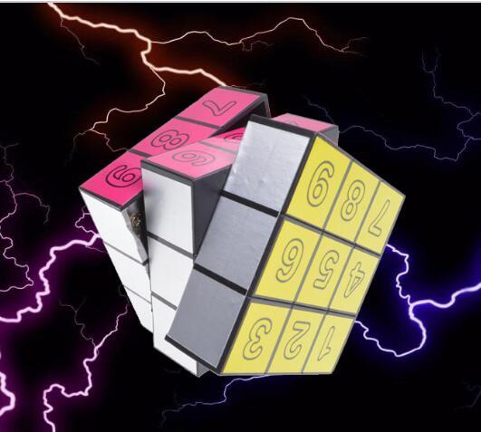 Необычные elctric шок куб электрическим током игрушка в подарок для прикол Шутки Trick Забавные Игрушки-приколы игрушки для взрослых страшные игрушки