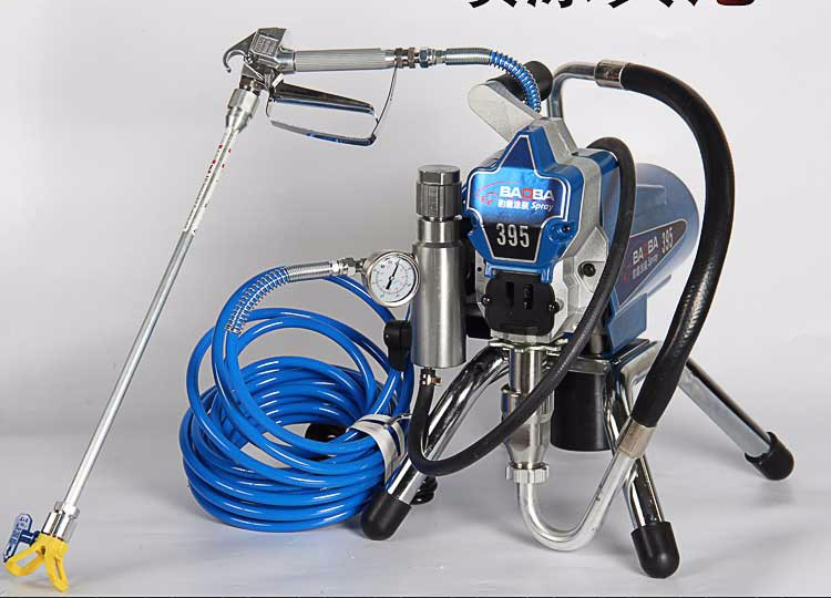 Portable Construction tool Electric Airless Paint Sprayer PISTON Painting Machine 395 with 2200W motor changchai 4l68 engine parts the set of piston piston rings piston pins
