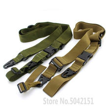 Военное тактическое оружие Рогатка 3 точки банджи обвязки Регулируемый