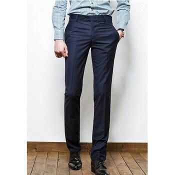 Custom Made Luxury Mens Business Formal Slacks