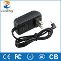 FOR LG Optimus Pad V909 V900 V901 Andriod Tablet 5V 2000mA/2A AC Adapter Power Charger
