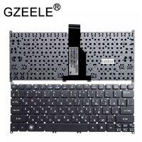 GZEELE RU russische Laptop-tastatur für ACER Aspire S3 S3-391 S3-951 S3-371 S5-391 Eine 725 756 Travelmate B1 B113 B113-E b113-M