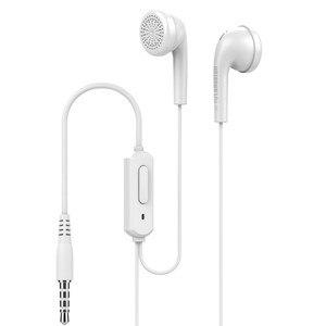Image 3 - Langsdom Q1 oryginalny 3.5mm przewodowe słuchawki Stereo Smartphone wbudowany mikrofon uniwersalne słuchawki dla Xiaomi Samsung Galaxy S6