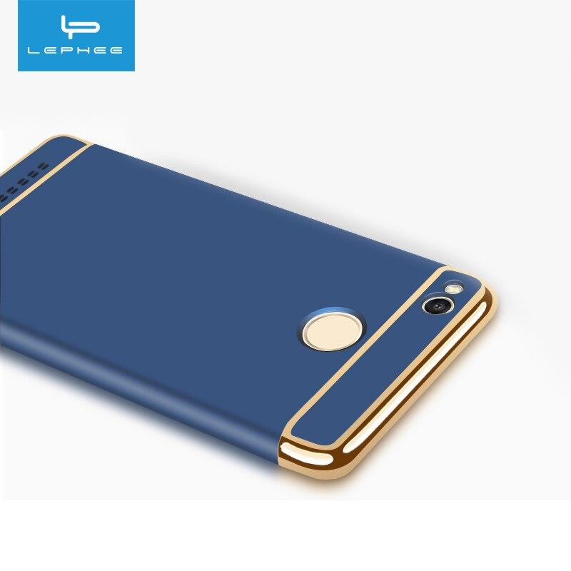 newest 28203 15e48 Xiaomi Redmi 3S Case Xiaomi Redmi 3S Cover 3In1 Glitter Electroplate Bumper  Full Cover Case For Xiaomi Redmi 3S Prime 3 Pro 3 S