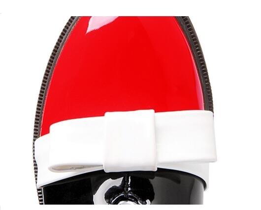 Pompes Chaussures Saisons Rouge Laçage red Pour Med Bout Oxfords Femmes Noir Rond Blanc Couleur Arc Confortable white Sort Black Quatre Talon Bas PqPr64wT