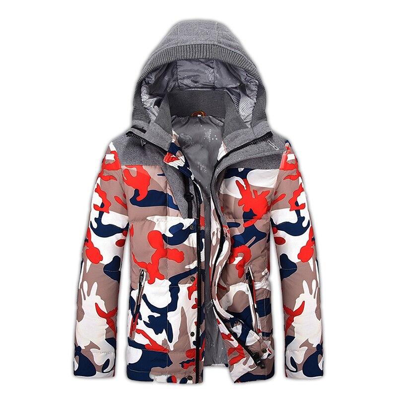 Winter Jacket Men Windproof Warm Parka Jackets Hooded Winter Down Coats Cotton Padded Outerwear Brand Windbreaker Men/Male DJ002 мужской пуховик al men s padded jacket winter warm hooded jacket