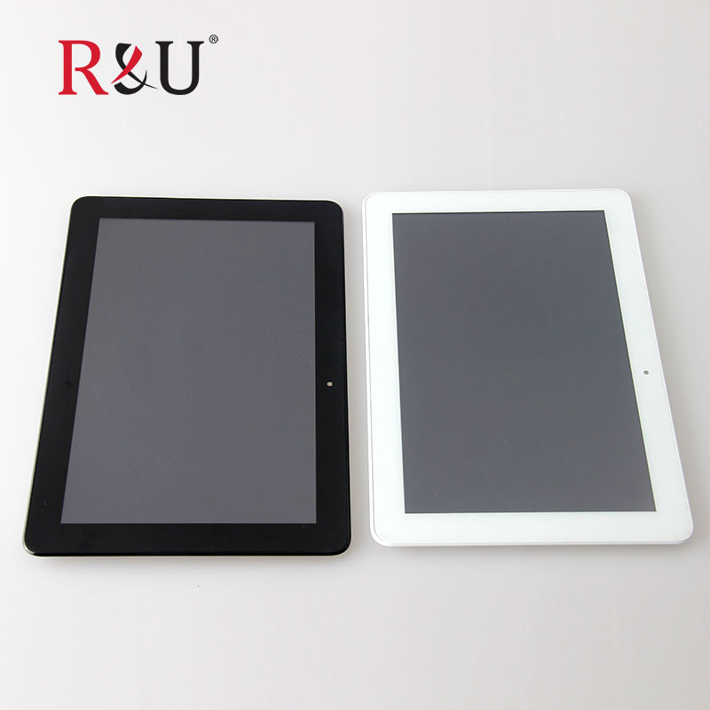 R&U test good lcd screen display touch screen digitizer assembly MCF-101-0990-01-FPC-V4.0 For Asus MeMO Pad 10 ME102 ME102A K00F