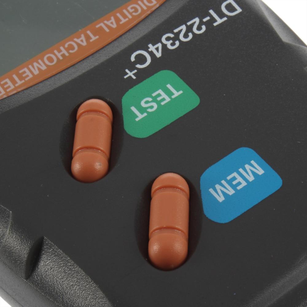 Ferramenta de diagnóstico Digital Laser Tacômetro RPM Medidor de Não  Contato Do Motor Torno Medidor de Velocidade Revolução Rotação Drop  Shipping em ... ba6e72c4e6