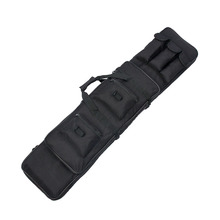 Tactical Military 120x30x8cm 600D Oxford Waterproof Fabric Airsoft Gun Bag Case For Shooting Hunting PP12-0015