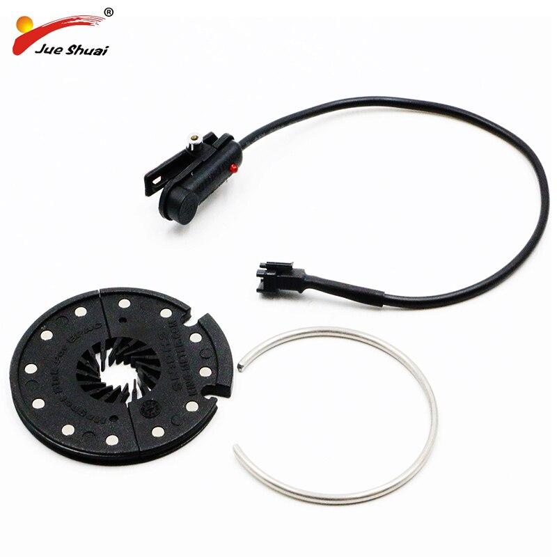 jueshuai PAS Pedal Assist Sensor for Electric Bicycle Parts 12 Magnet PAS sensor Electric Bike Accessories E bike Parts e bike