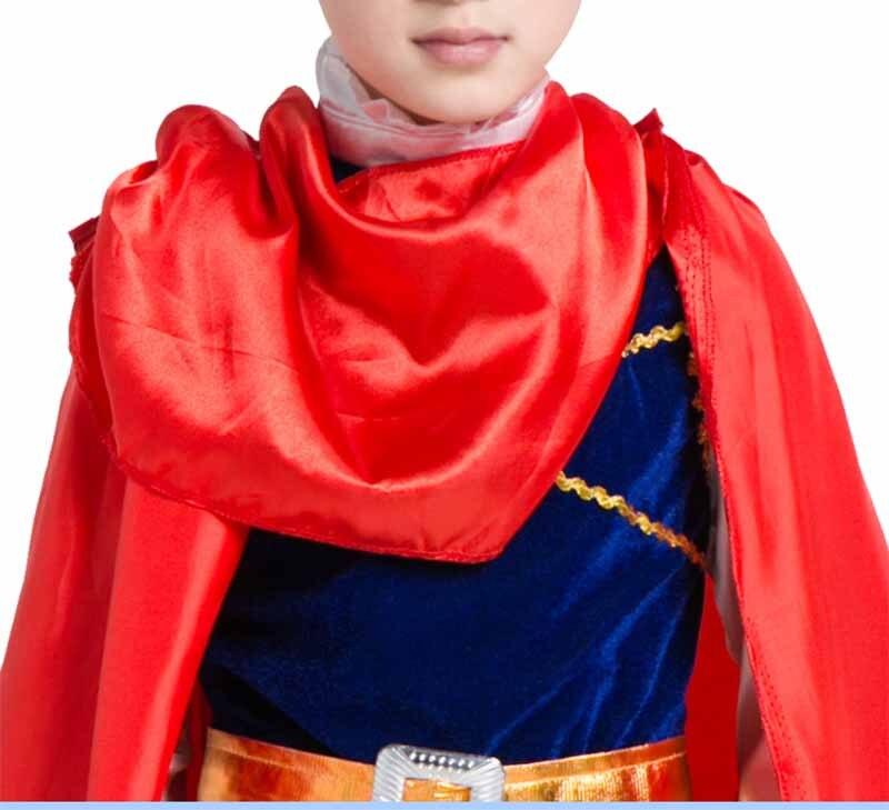 Купить с кэшбэком Boy Kid King Prince Costume Fantasia Boys Halloween Cosplay King Costume Birthday Gift Fancy Dress For Men Kids Boys 2-14T