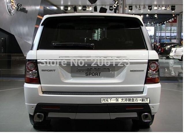 Front Rear Mud Flaps Splash Guards 2006-2013 LR Range Rover Sport Mudguards