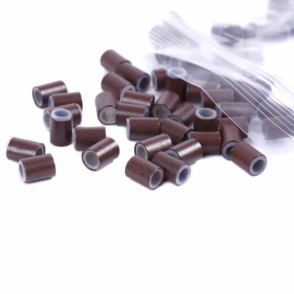 5 # marrom 500 pcs 4.5mm Forrado