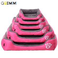 New Arrival Paw Pet Sofa Dog Beds Waterproof Warm Nest Kennel For Cat Comfortable beds for large pets House