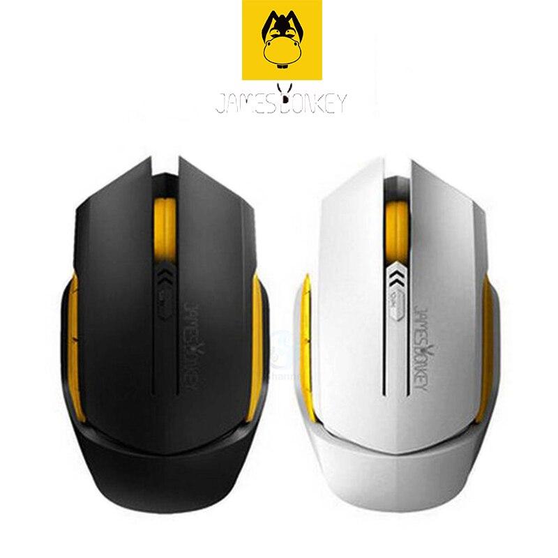New James Donkey102 font b Gaming b font Wireless 2 4G Mouse font b Gaming b