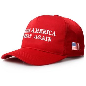 [SMOLDER] جديد وصول ترامب 2020 أمريكا قبعة بيسبول عارضة القطن الهيب هوب قبعات التطريز مزودة قبعات Snapback
