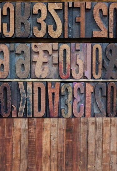 Wood Letters Dark Wood Floor Photography Backdrops Background Custom Studio Photo Props 5*6.5ft Digital Printed Studio