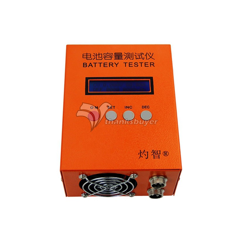 EBC-A20 Li-po Battery Capacity Tester 5A Charge 20A Discharge 85W Multifunction Battery Current Test ebc a40l high current battery capacity tester battery line graph battery tester battery testing 20acharge 40a discharge