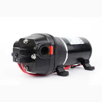 12V 24V DC High Pressure 100 PSI(7.0Bar) Lift Max 60m Electric Diaphragm Cleaning Car Washing Pump FL-100 - DISCOUNT ITEM  50% OFF All Category