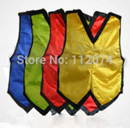 Color Changing Vest, Waistcoat,Four Colors - Magic Tricks,Close-Up,Stage Illusions,Accessories,Gimmick,Mentalism,Comedy