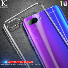 KASCEN Phone Cases For Huawei Honor 10 Wear Resistant Ultra-thin Transparent Crystal Protective Shell 5.84