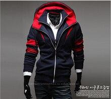 Plus Größe Mit Kapuze Jacke Casual Winter Jacken Hoody Sportbekleidung Für Assassins Creed Herrenkleidung Kapuzenpullis Sweatshirts