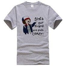 Stranger Things Dustin Men T-Shirt