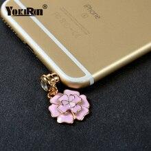 Mobile Phone Accessories Cute Camellia F