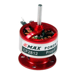 EMAX Brushless <font><b>Motor</b></font> CF2812 With Propeller Saver <font><b>1500KV</b></font> For Fixed Wing RC Airplane Aircraft Model Sky-fly image