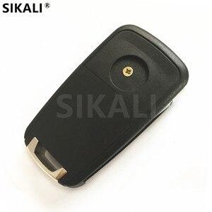 Image 2 - SIKALI 2 أزرار مفتاح بعيد لأوبل/فوكسهول كورسا D 2007 2014 ، ميرفا B 2010 2014 ، 95507070 ، 95507074