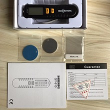 Coche Película de Pintura Medidor de Espesor de Revestimiento Pro Digital Meter Tester MAR24_4015