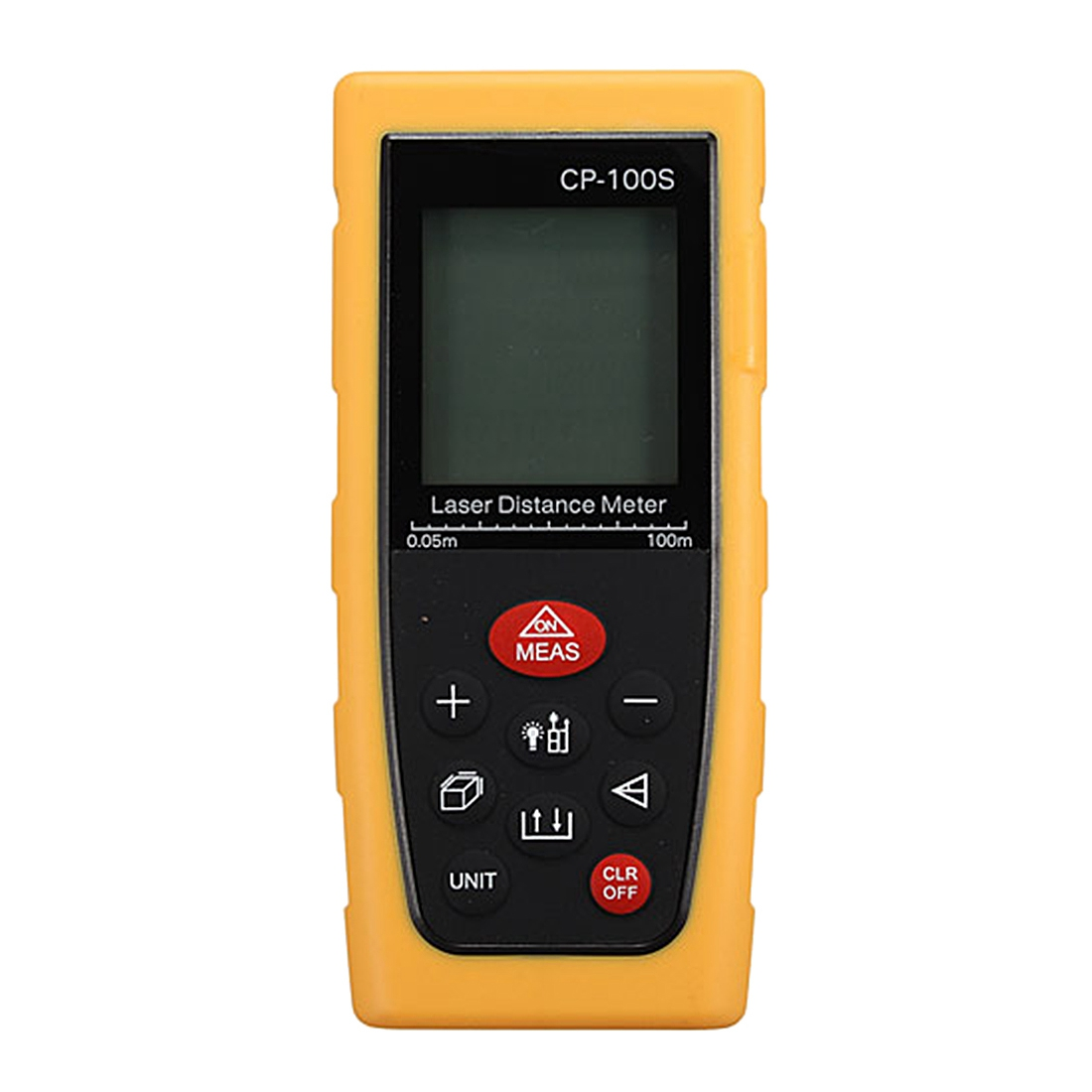 LIXF LCD Distanziometro Misuratore Digitale Laser Distanza Metro 100M new style ir laser infrarosso digitale temperatura a distanza tester termometro 30 550celsius