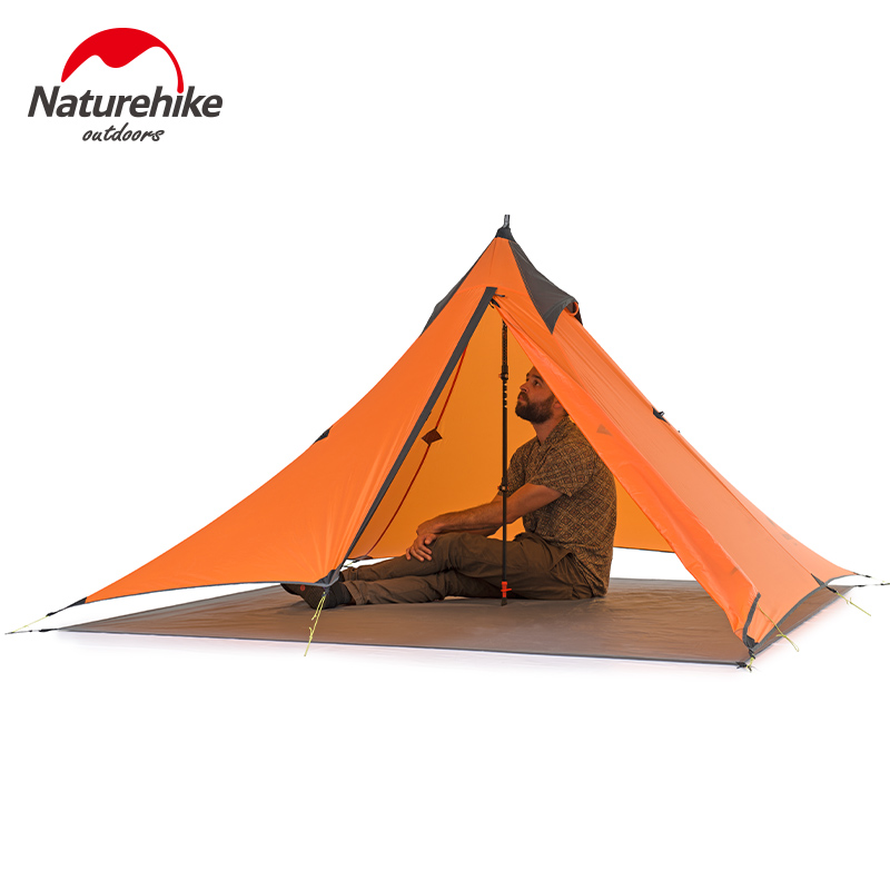 NatureHike 2017 New Ultralight minaret Awning Canopy Tent outdoor hiking climbing double rainproof c&ing Tent-in Tents from Sports u0026 Entertainment on ...  sc 1 st  AliExpress.com & NatureHike 2017 New Ultralight minaret Awning Canopy Tent outdoor ...