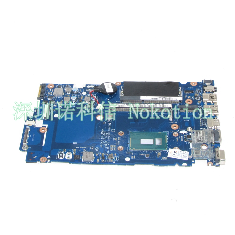 NOKOTION ZAL50 LA-B071P For Latitude 3450 Laptop motherboard SR23Y I5-5200U CPU onboard DDR3L without graphics card