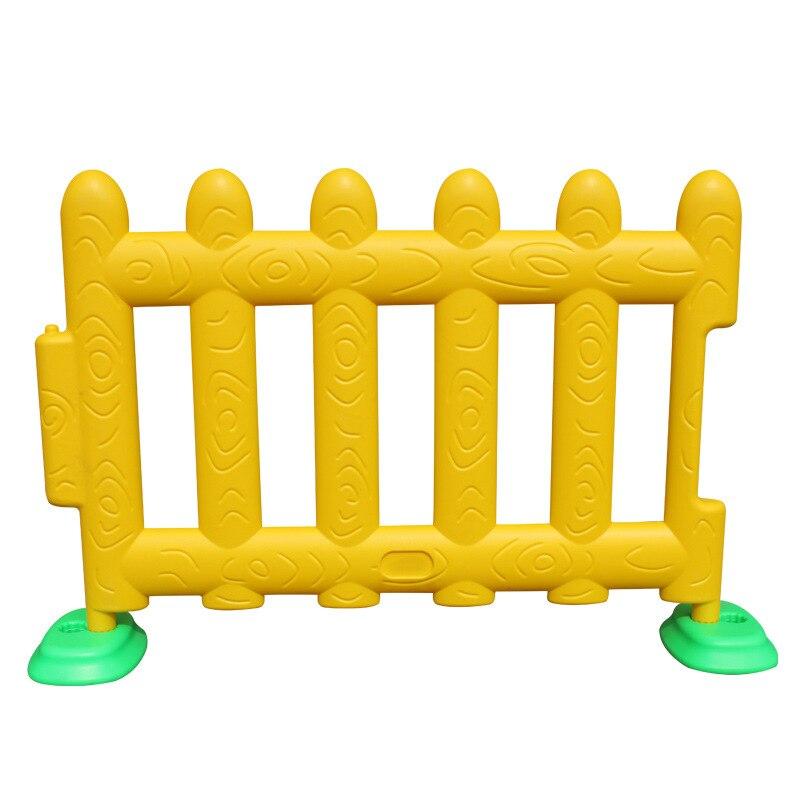 6 шт./компл. ребенка играть забор анти-осень ребенка ползать малыш бар забор игрушечный домик безопасности детей съемный защитный забор