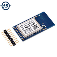 ESP8266 2.4G EMW3080 Intelligent IOT Wireless Wifi Serial Port Module for Arduino ARM M4 Kernel Precise DC 3.0-3.6V 100m(China)