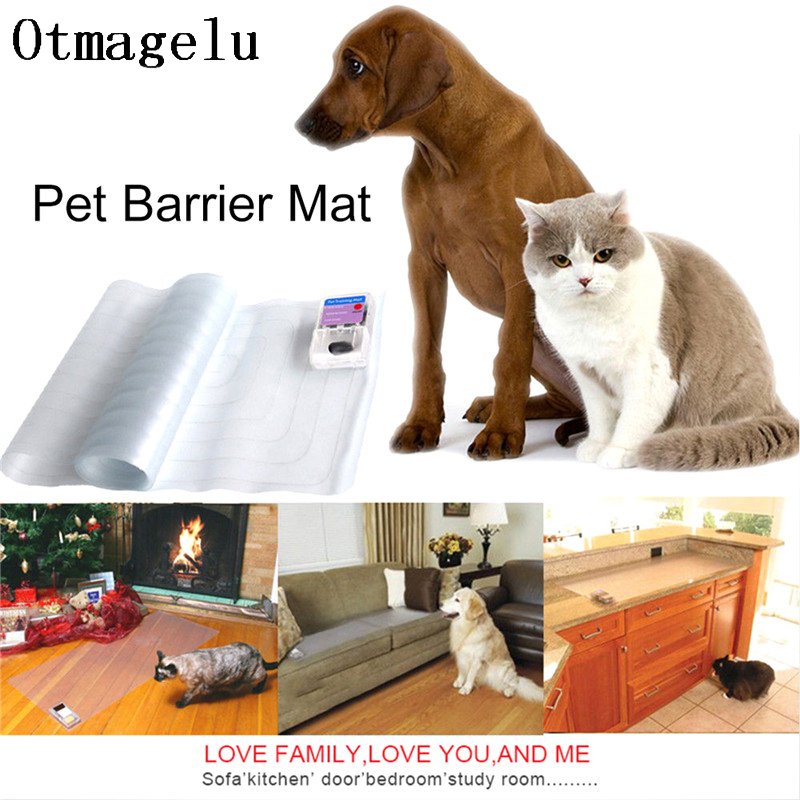 Pet Training Carpet Electrostatic Isolation Blanket Pet Training Equipment Prevent Animal Damage Protected Areas Pet Barrier