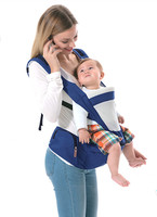 Promotion! wholesale baby hold waist belt baby carrier Hipseat Belt kids Infant hip Seat double shoulder stool